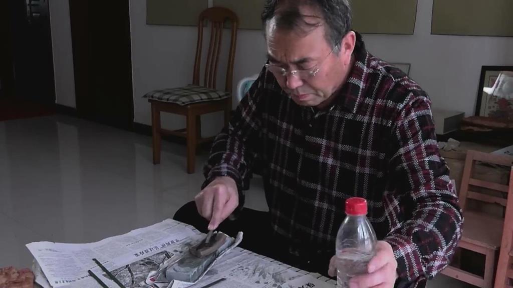 国家级非物质文化遗产《凤翔木版年画》——代表性传承人邰立平之综述片