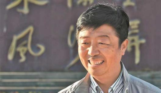 塞罕坝机械林场场长刘海莹。记者 霍艳恩摄