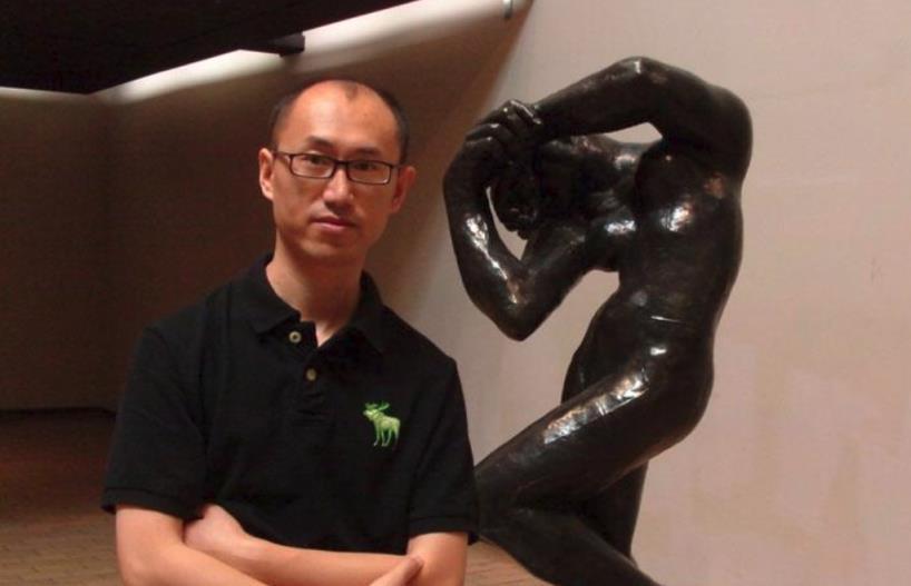 韩劲松:到人民中去,推动年画传承发展